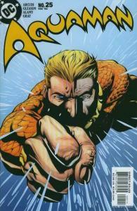 Aquaman (2003 series) #25, NM + (Stock photo)