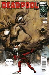 Deadpool (3rd Series) #34 VF/NM; Marvel   save on shipping - details inside