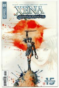 Xena Warrior Princess #1 Cvr A (Dynamite, 2019) NM