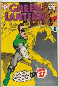 Green Lantern #63 (Sep-68) FN/VF Mid-High-Grade Green Lantern