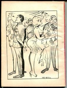 Army Laughs 11/1965-Crestwood-Pete Wyma-cartoons-gags-jokes-VF-