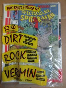 Dirt Magazine Bagged Marvel Spectacular Spider-Man #195 Beastie Boys F-VF