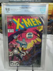 Uncanny X-Men #248 (1989) - CBCS 9.8 - 1st Jim Lee X-Men, Longshot Quits