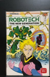 Robotech: The New Generation #16 (1987)