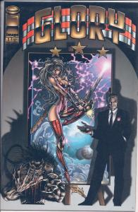 GLORY Series One Issue No.1 Alt. Cover NM