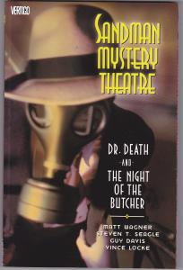 Sandman Mystery Theatre: Dr. Death and The Night of the Butcher
