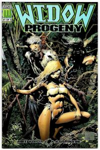 Widow Progeny #1 (MWE, 2016) NM