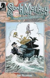 Sock Monkey: The Inches Incident #3 VF/NM; Dark Horse   save on shipping - detai