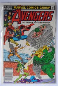 The Avengers, 222