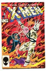 X-MEN #184 1984-MARVEL-1st appearance of Forge-Selene- NM-