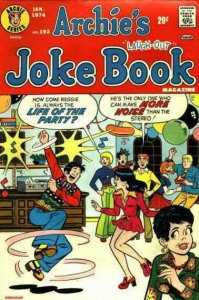 Archie's Jokebook Magazine #192 VG; Archie   low grade comic - save on shipping