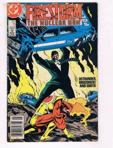 Firestorm The Nuclear Man #71 VF DC Comics Comic Book Ostrander DE21