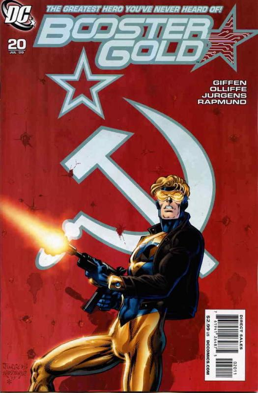 Booster Gold (2nd Series) #20 FN; DC | save on shipping - details inside