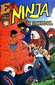 Ninja High School #31 VF/NM; Malibu | save on shipping - details inside