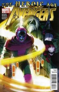 Avengers (2010 series) #3, NM (Stock photo)