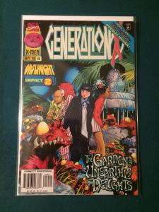 Generation X #19 Onslaught Impact 2