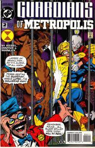 Guardians of Metropolis #2
