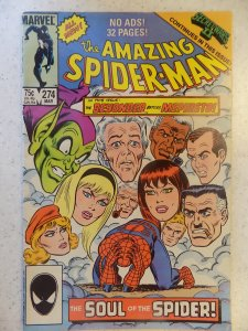 AMAZING SPIDER-MAN # 274
