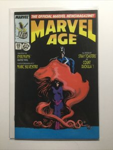Marvel Age 69 Near Mint Nm Marvel