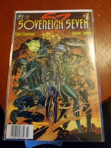 Sovereign Seven #1 (1995)