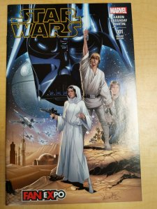 Star Wars # 1 Fan Expo Exclusive Cover NM