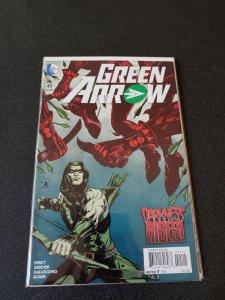 Green Arrow #45 (2015)