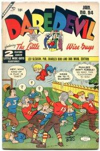 Daredevil #94 1953-Lev Gleason- Charles Biro- Little Wise Guys F/VF