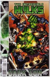 Incredible Hulks   vol. 1   #614 VG/FN (Dark Son 3)