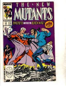 10 New Mutants Marvel Comic Books # 75 76 77 (2) 78 80 81 83 (2) 84 X-Men CJ11