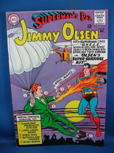 Superman's Pal, Jimmy Olsen #89 (Dec 1965, DC) F+