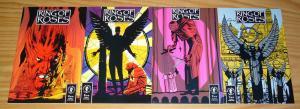 Ring of Roses #1-4 VF/NM complete series - dark horse comics - john watkiss 2 3