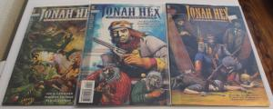 DC Vertigo (LOT OF 3) JONAH HEX #2, #4  of 5 F/VF (SIC600)