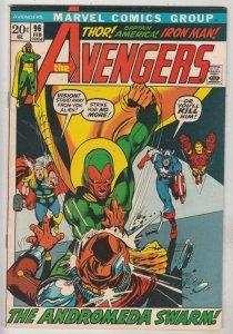 Avengers, The #96 (Feb-72) FN/VF+ High-Grade Avengers