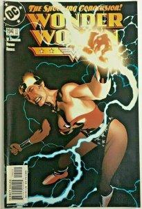 WONDER WOMAN#194 VF/NM 2002 ADAM HUGHES COVER DC COMICS