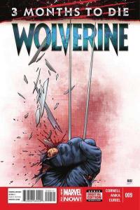 Wolverine (2014 series) #9, NM (Stock photo)