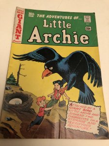Adventures of Little Archie #36 giant!! With a Giant Crow!
