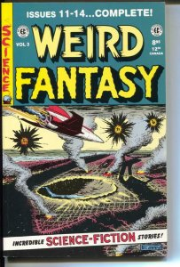 Weird Fantasy Annual-#3-Issues 11-14-TPB- trade