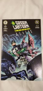 Green Lantern Versus Aliens #2 - NM - Awesome Story!