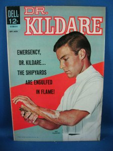 DR KILDARE 7 VF PHOTO COVER 1963