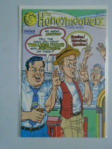 Honeymooners #2 8.0 VF (1987 Triad)