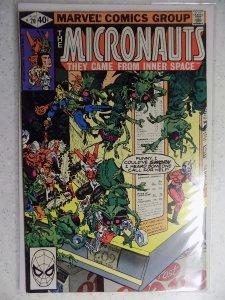 Micronauts #20 (1980)