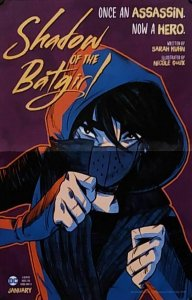 Shadow Of The Batgirl Folded Promo Poster (17x11) New! [FP49]
