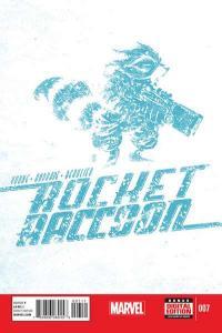 Rocket Raccoon (2014 series) #7, NM (Stock photo)