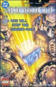 DC BIONICLE #11 VG