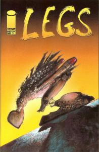 Sam Stories: Legs #1 VF/NM; Image | save on shipping - details inside