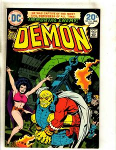 The Demon #16 FN/VF DC Comic Book Jack Kirby Bronze Age Etrigan Fourth World RS1