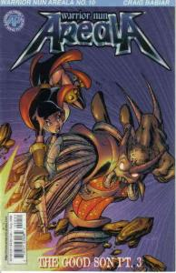 Warrior Nun Areala (Vol. 4) #10 VF/NM; Antarctic | save on shipping - details in