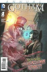 Gotham by Midnight Annual #1, NM (Stock photo)