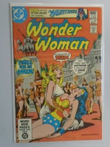 Wonder Woman #286 5.0 VG FN (1981 1st Series)