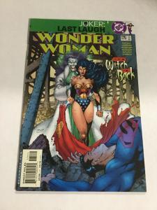 Wonder Woman 175 Nm Near Mint DC Comics